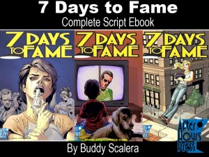 7 Days to Fame eBook cover