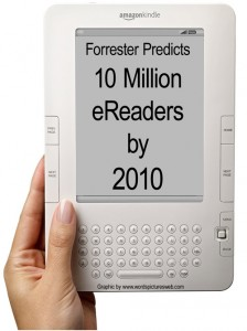 eReaders to reach 10 Million
