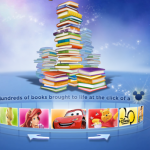 Disney Digital Publishing Interface
