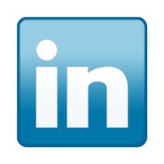 Square version of LinkedIn Logo