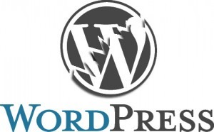 WordPress Logo Cracked