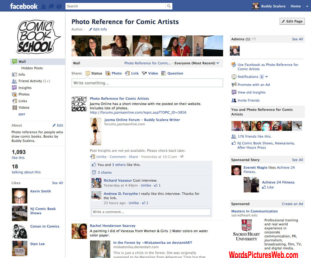 facebook archives words pictures web