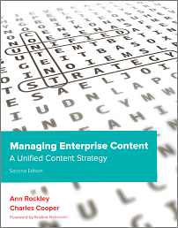 Managing Enterprise Content book