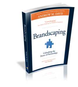 Brandscaping Book cover
