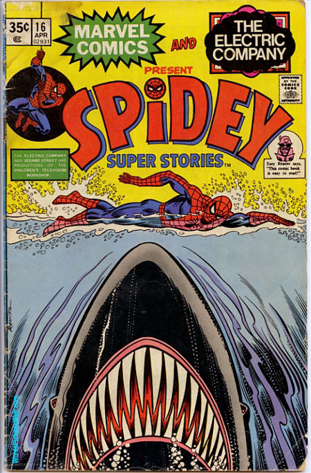 Spidey Super Stories #16