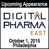 Digital Pharma East 2015 Speaker Promo